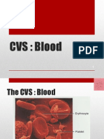 Blood system