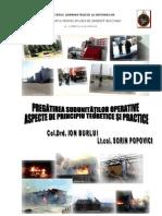 Pregătirea subunităţilor operative / Aspecte de principiu teoretice şi practice