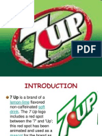 swot analsis of 7up