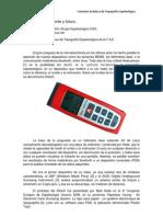 2012-05 Art. G40 DistoX Presente y Futuro