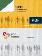 AF Carnet Afiliado SDC