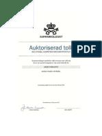 Auktoriserad tolk mellan svenska och finska med speciell kompetens som sjukvårdstolk - Anoo Niskanen