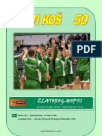 Zlati kos 50 (23.01.2013)