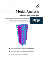 T06 Modal Analysis BLD