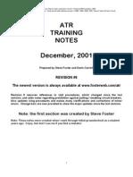 ATR 42 Training Notes