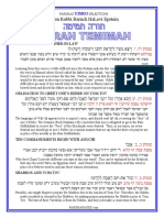 Yisro - Selections from Rabbi Baruch Epstein
