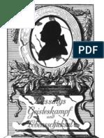 Ludendorff, Dr. Mathilde - Lessings Geisteskampf Und Lebensschicksal; Ludendorffs Verlag, 1937, Archiv Edition 2004,