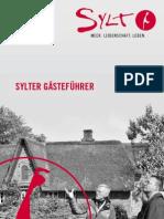 Sylter Gästeführer