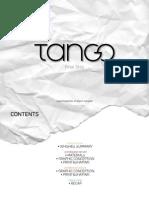 TANGO Graphic Design project #5