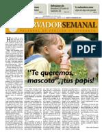 Observador Semanal del 17/01/2013