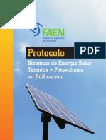 2931 Protocolo Sistemas Energia Solar