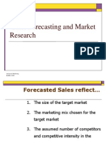 ADBMS sales forecasting and market research.ppt