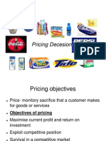 pricing decesions.ppt