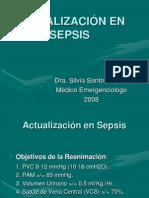 Actualizacion en Sepsis
