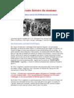L'effarante histoire du sionisme