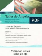 Taller de Ángeles