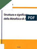 101658209 Enrico Berti Struttura e Significato Della Metafisica Di Aristotele