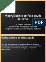 Hiperglucemia en Fase Aguda Del Ictus