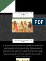 Cómo llevar minifalda con estilo-Alejandra Mónica Silvera