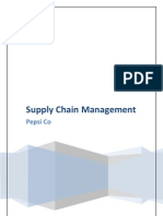 PepsiCo Supply Chain