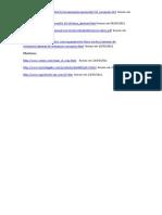 Referências de sites pesquisa de dose em TC