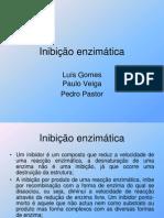 Inibição enzimática.ppt
