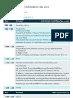 VII Encuentro Internacional de Educacin Proyecto Mxico