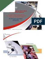 Relazione di Paolo Bellofiore di Telespazio S.p.A. nel corso dell'incontro che si tenuto l'11 gennaio 2013 al Science Centre di Città della Scienza, Bagnoli, Napoli