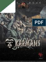 karman army book