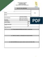 Hoja de Vida Docentes Supervisores Resumen 2