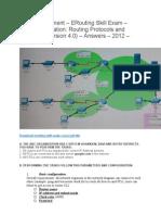 Jawaban PT SBA OSPF