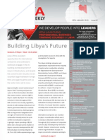 Libya Business Weekly - Issue 2 - 25.01.2013