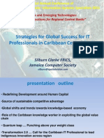 Strategies for Global Success for IT Professionals in Caribbean Central Banks