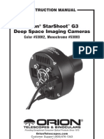 Orion  G3 Astrocamera