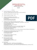 conf comm agenda 012613
