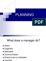 Planning Print