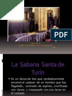 La  Sabana  Santa de  Turín. El  Prendimiento  de  Jesús. Oraciòn  en el  Getsemaní..pptx
