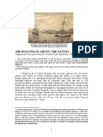 THE BOSTONIANS AMONG THE NATIVES