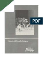 Historia Del Saber Pedagogico, Olga Lucia Zuluaga
