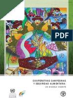 Libro Cooperativas Campesinas Un Modelo Vigente -Fao