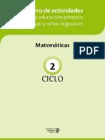 Fichero Matematicas Multigrado 2o Ciclo