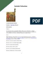 Acatistul Sf. Mucenic Sebastian.doc