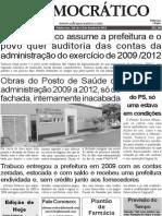 Edição nº 616 - 12/01/2013