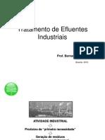Tratamento de Efluentes Industriais