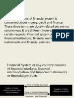 Financial market basics