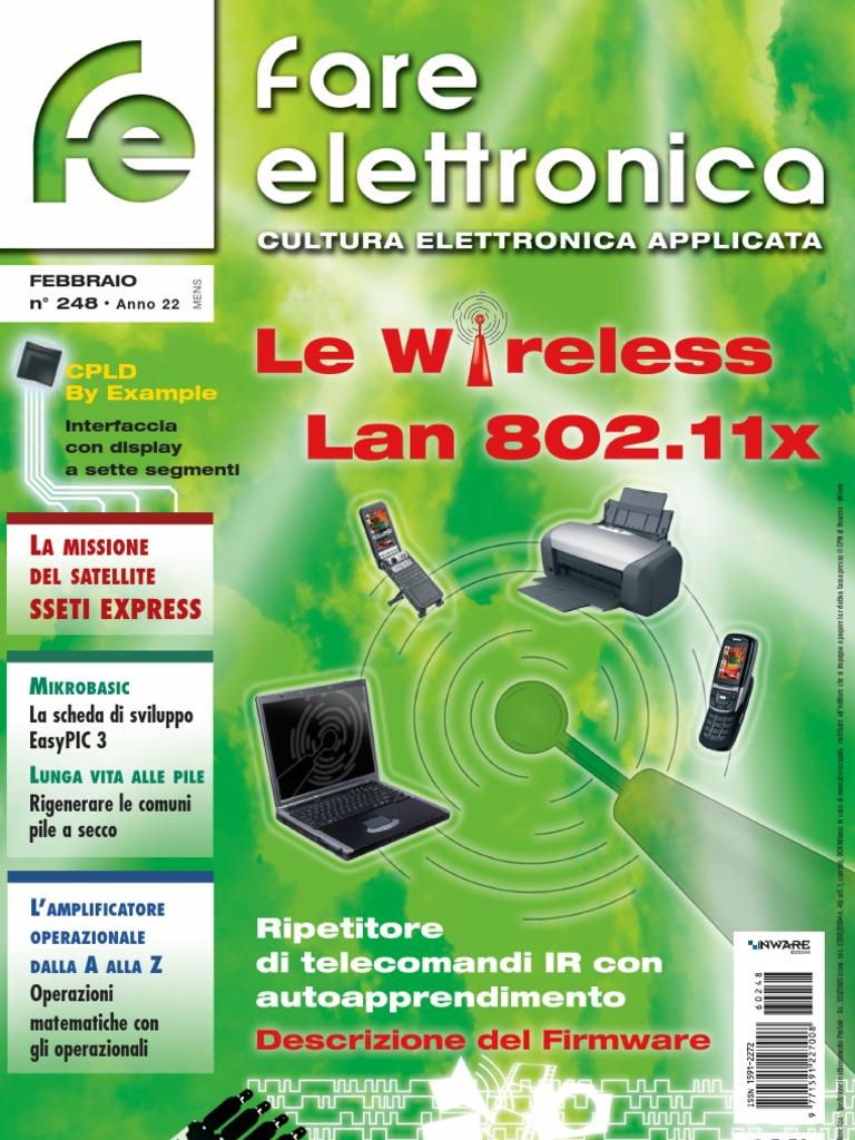 [ebook-ita-elettronica-rivista] Fare Elettronica Nº 248