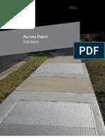 Light & Heavy Duty Access Hatches - EJ