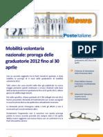 AziendaNews Numero 11 - Gennaio 2013