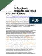 Sumak Kwasay Unisinos
