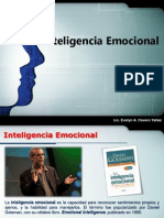 Inteligencia Emocional - Psic. Comprt. Org.